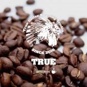 [批發包7.5磅]TRUE COFFEE 義式中深焙咖啡豆-True blen